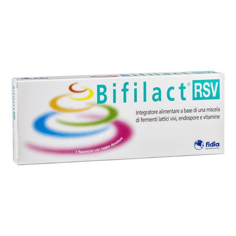 Bifilact Rsv Integratore Alimentare 14 Flaconcini