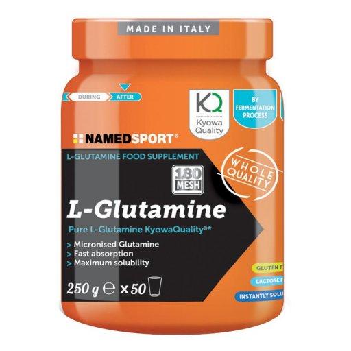 Named Sport - L-Glutammina - Polvere 250g