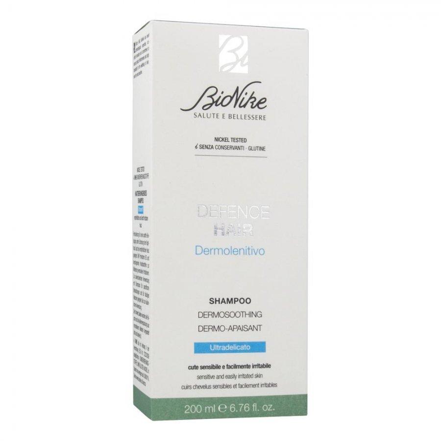 Defence Hair Dermolenitivo shampoo ultradelicato 200ml