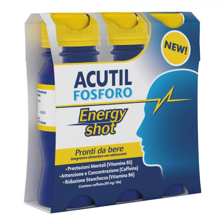 ACUTIL Fosforo Energy 3 x 60ml