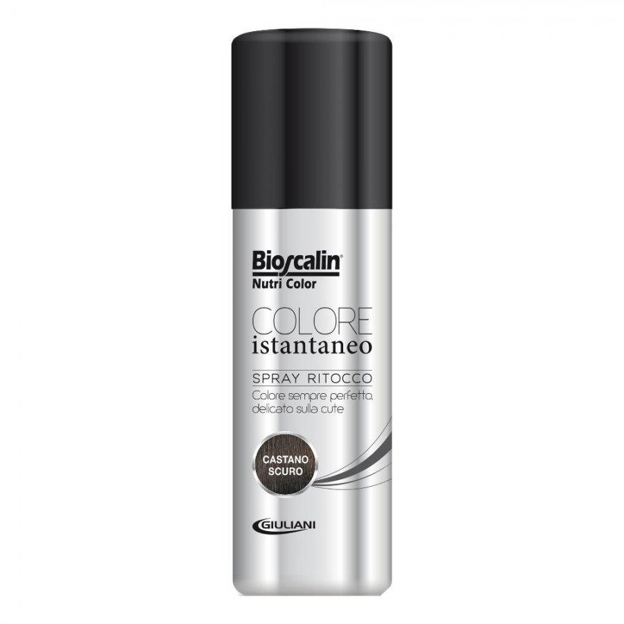 Bioscalin Nutri Color Colore Istantaneo Spray Castano scuro 75ml
