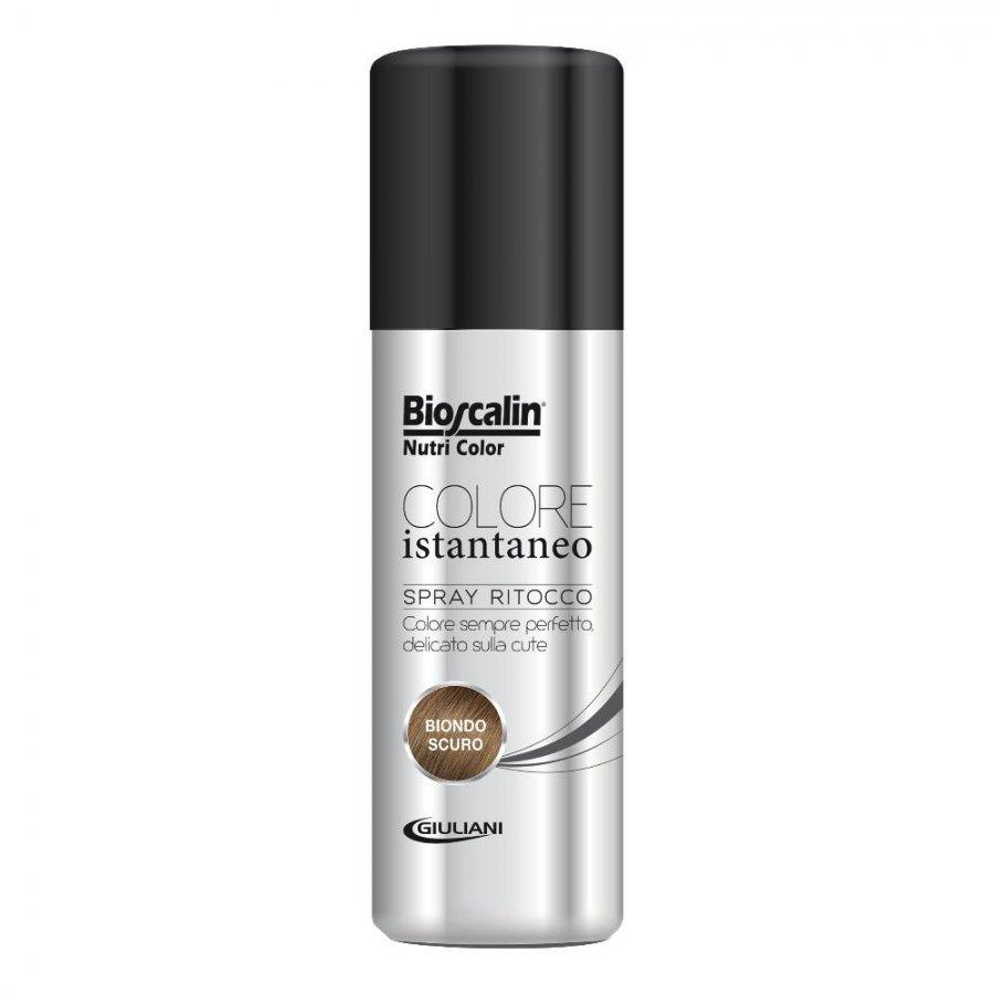 Bioscalin Nutri Color Colore Istantaneo Spray Ritocco Biondo Scuro