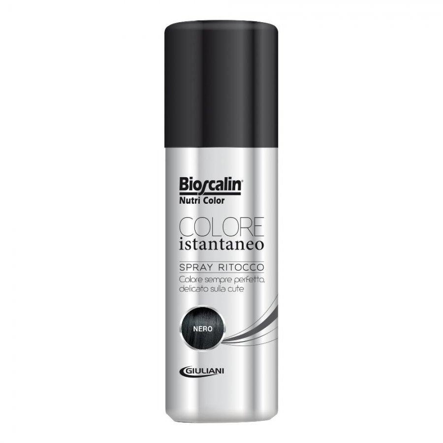 Bioscalin Nutri Color Colore Istantaneo Spray Nero 75ml