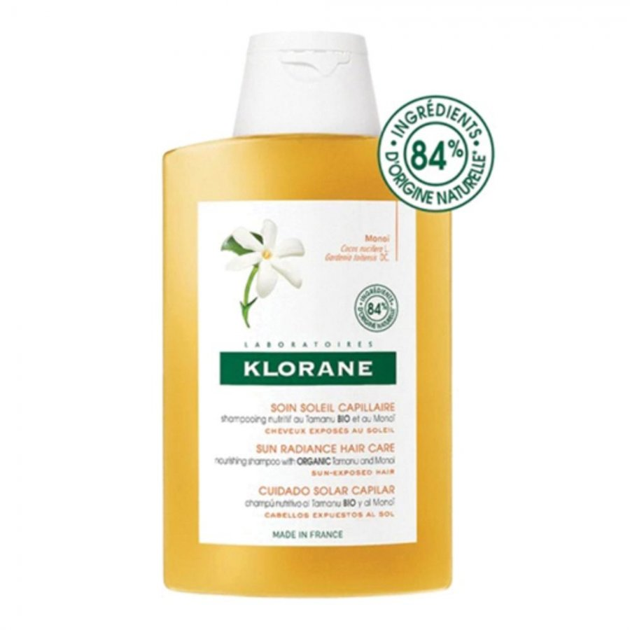 KLORANE SH NUTR TAMANU/MO200ML
