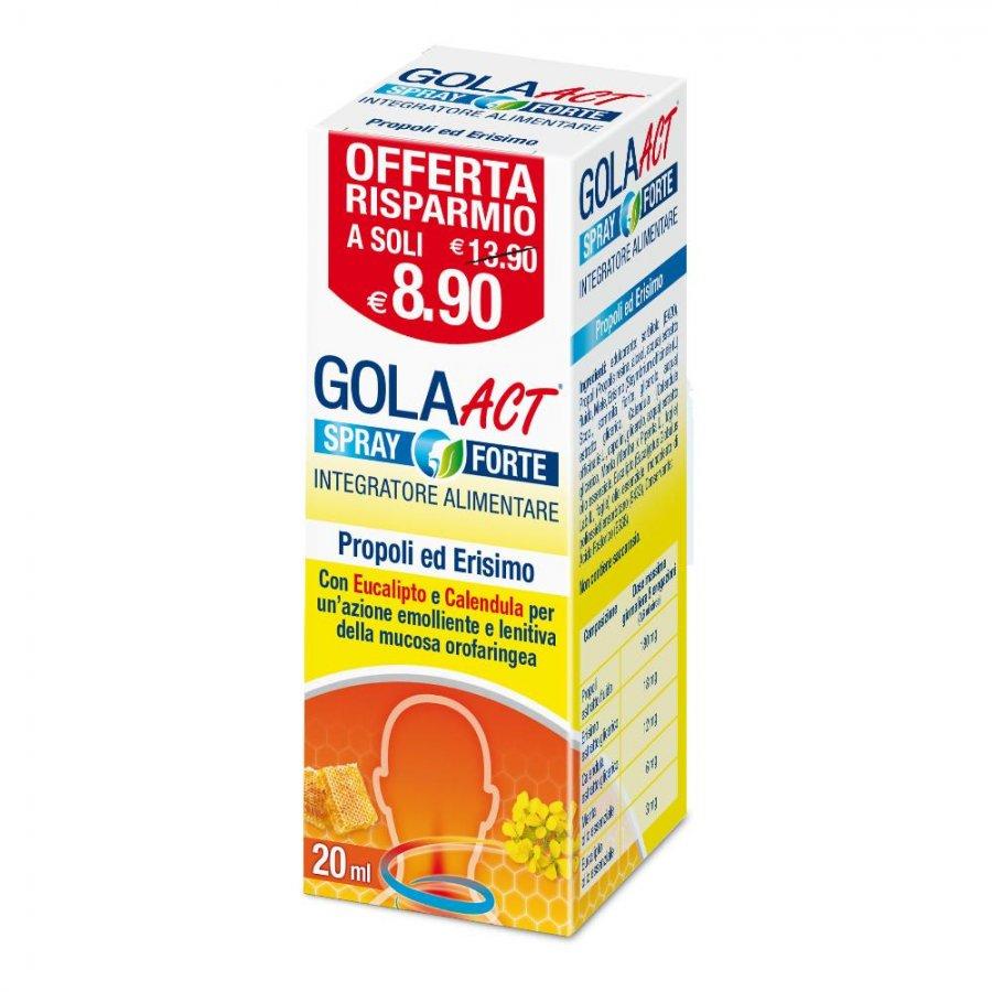 GOLA ACT SPRAY FORTE 20ML