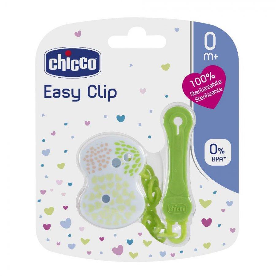 CHICCO Clip C/Catenella Mix 0m+