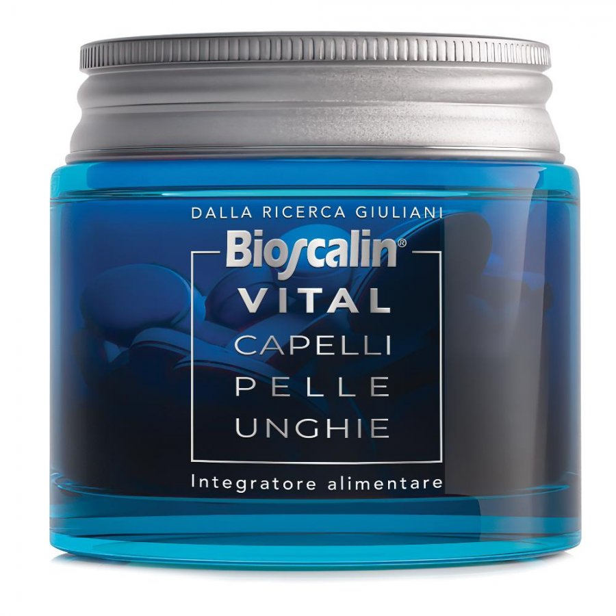 Bioscalin Vital Cap P Ung60cpr