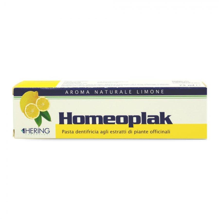 HOMEOPLAK Dent.Limone 75ml