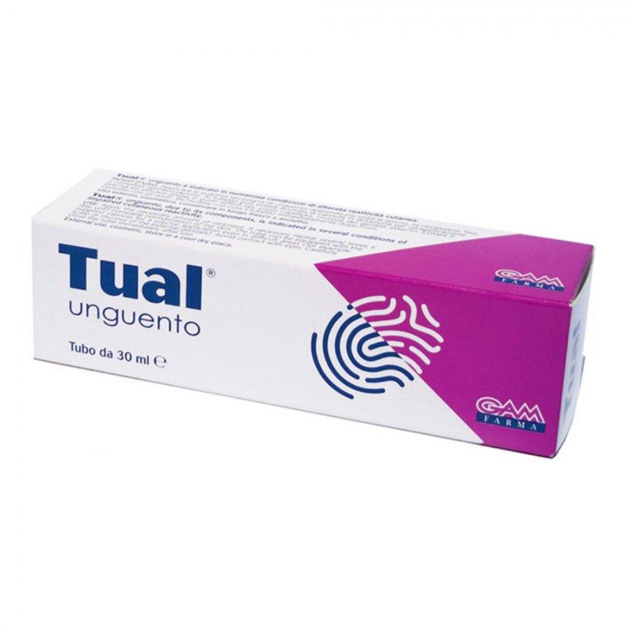 TUAL UNGUENTO 30ML