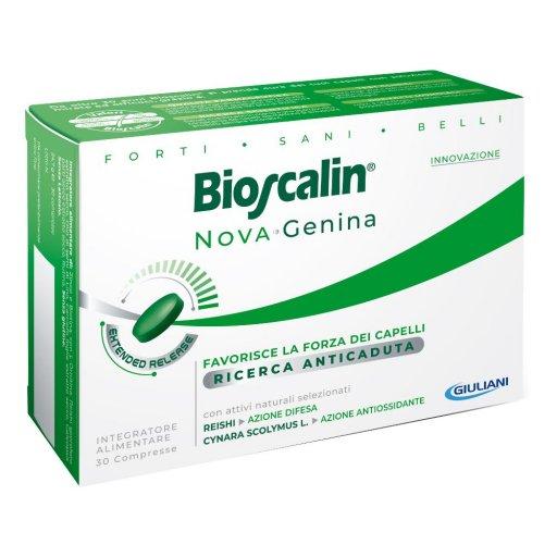 Bioscalin Nova Genina - Integratore capelli 30 Compresse